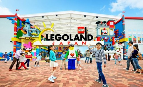 Poor ticket sales see Legoland Japan reduce opening days