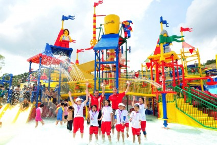 Legoland Malaysia opens new water park