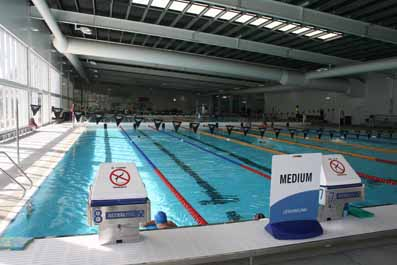 Geelong aquatic and recreation facilities equipped with defibrillators