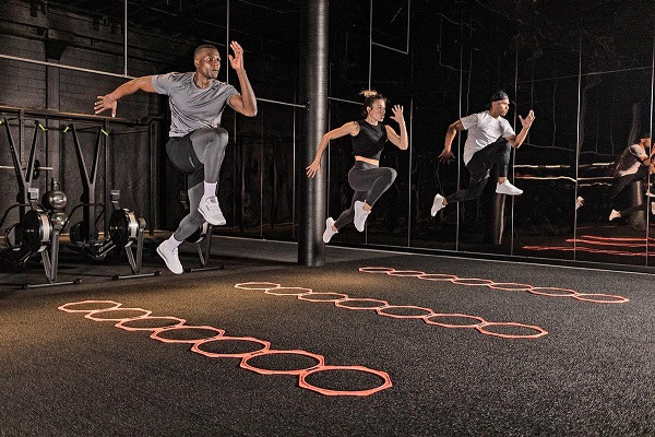 Les Mills introduces 'future-focused' fitness features at Auckland City Gym