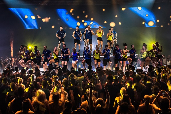 Les Mills filming to be held in Australia for the first time
