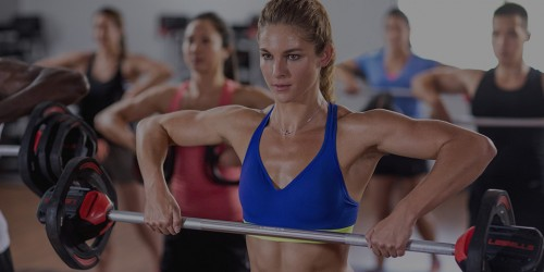 Les Mills study shows resistance training increases bone density