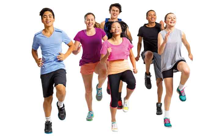 Club based fitness programs proving popular with teenagers