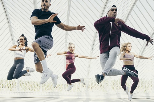 Les Mills welcomes research showing that dance is the best exercise to help stay mentally young