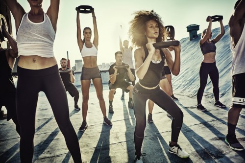 Les Mills global survey shows 80% of fitness club attendees are Generation Z or Millennials