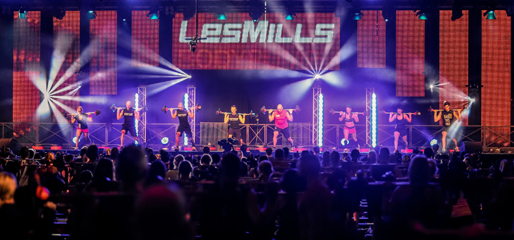 Les Mills appoints Brandwave Marketing to boost business strategy