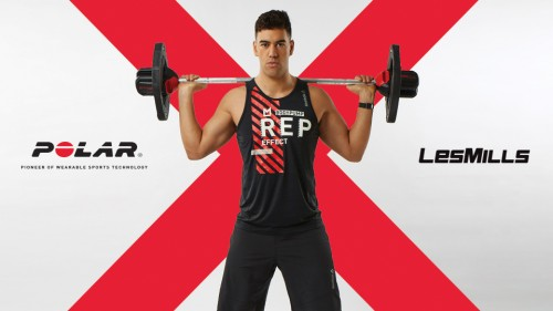 Les Mills announces technology link with Polar