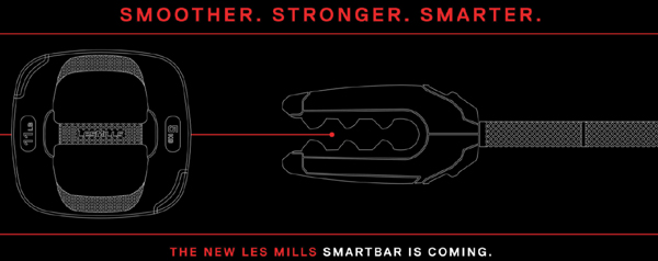 Les Mills announces global launch of enhanced SMARTBAR
