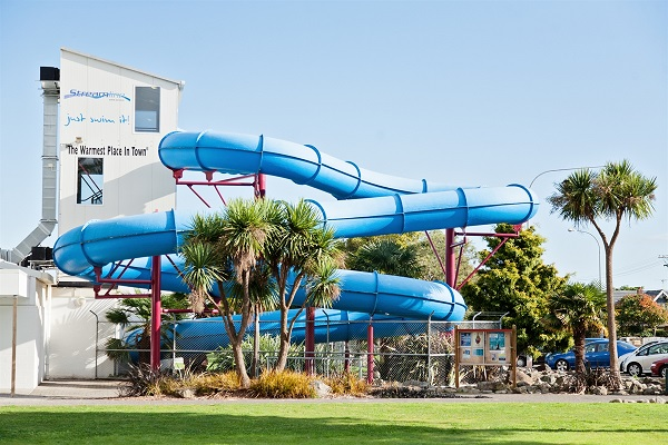 Waterslide repairs set to get underway at Levin Aquatic Centre