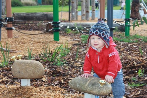 Children's input shapes new Yarra Ranges Council playground