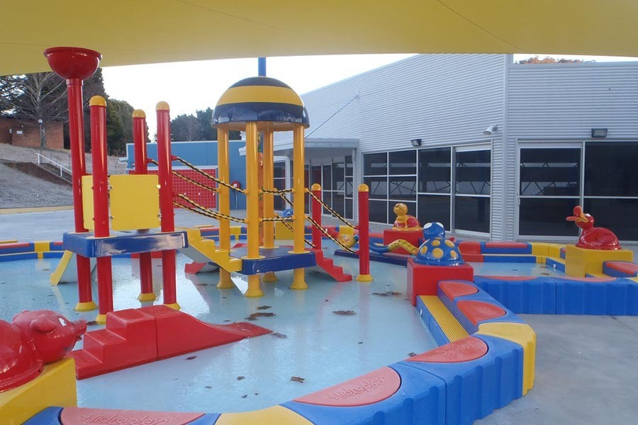 Interactive toddlers pool opening marks completion of Lithgow Aquatic Centre stage one upgrade