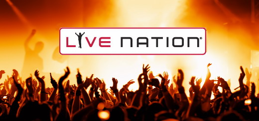 Live Nation registers record revenues through 2017