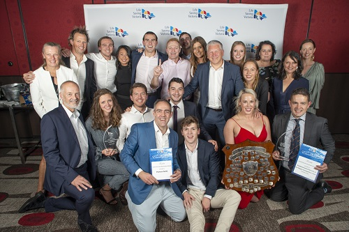 Life Saving Victoria's best honoured at 2018 Awards of Excellence