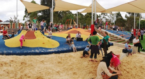 Playground initiative wins World Leisure innovation prize