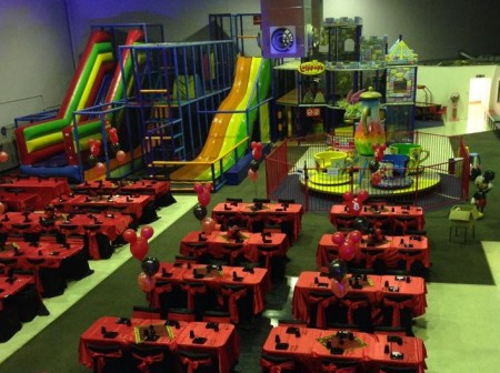 Parents brawl at indoor play centre party in Western Sydney