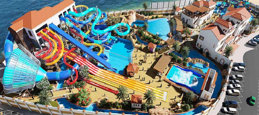 Women-only waterpark opened in Saudi Arabia