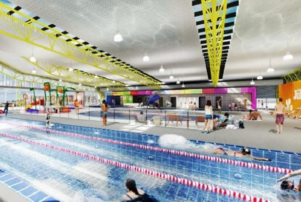 BlueFit announce partnership to operate private indoor pool in Melbourne's west
