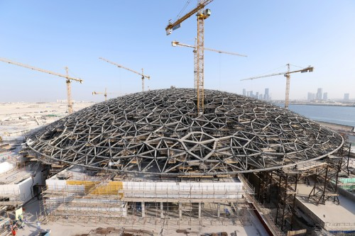 Louvre Abu Dhabi opening delayed to 2017, new director appointed