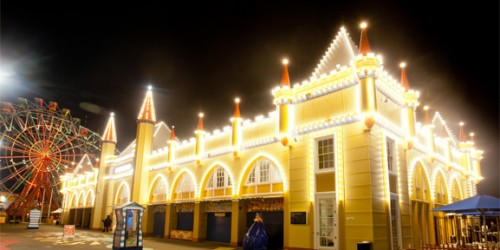 Luna Park Sydney Listed on State Heritage Register
