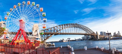 Luna Park Sydney welcomes its 10 millionth visitor