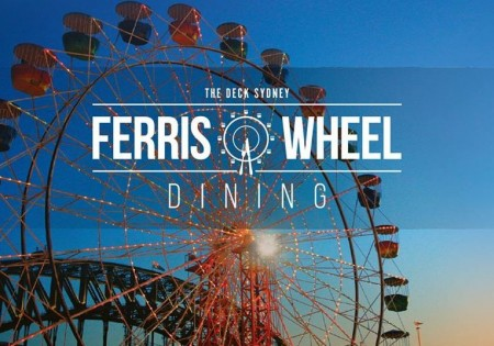 Ferris Wheel Dining Experience set to return to Luna Park Sydney