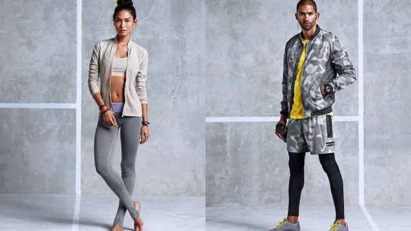 Fashion connects with wellness, experiences and 'athleisure'