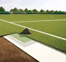 Revolutionary stabilisation method for artificial turf and hybrid fields set for Australian launch
