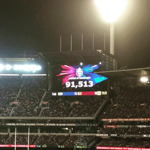 NRL agrees to take big games to Melbourne