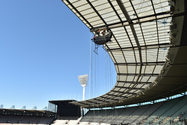$25 million investment in MCG audio upgrades designed to enhance fan experience
