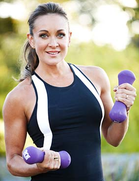 Michelle Bridges says unqualified personal trainers put lives at risk