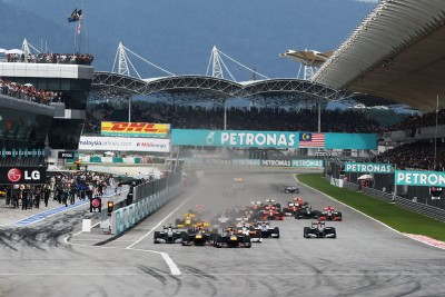 Malaysia to end F1 Grand Prix hosting after 2018