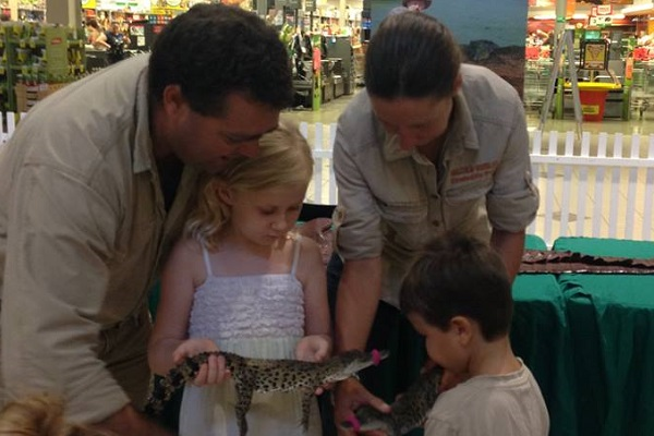 Police investigate juvenile crocodile theft from Kimberley wildlife park