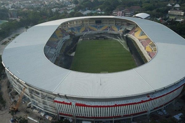 New Java venues move forward Indonesia's capability to host major sporting events