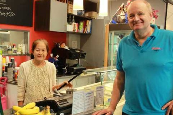 Café at Manurewa Pools and Leisure Centre focuses on healthy food choices