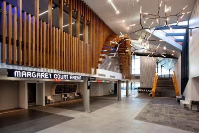Margaret Court Arena receives LEED Gold certification