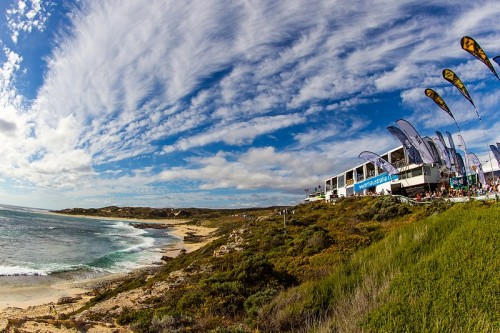 Margaret River Pro to remain on World Surf League schedule despite shark fears