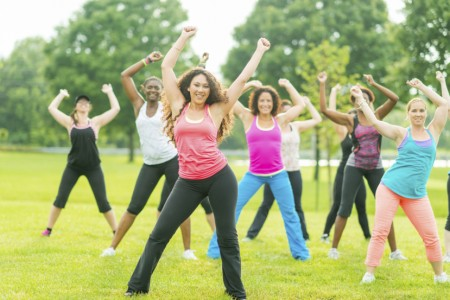 ExerciseNZ findings endorses new research showing that people becoming more active with the onset of summer