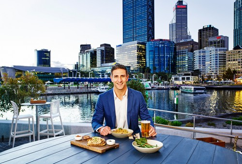 Former Fremantle Dockers star Matthew Pavlich fronts new Tourism WA AFL campaign