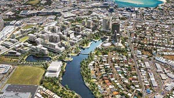 Maroochydore set to become a 21st century smart city