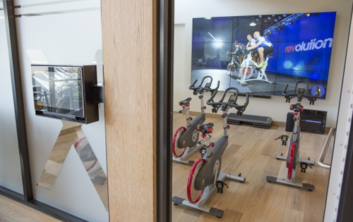 Fitness On Demand helps reinvent the hotel fitness centre experience