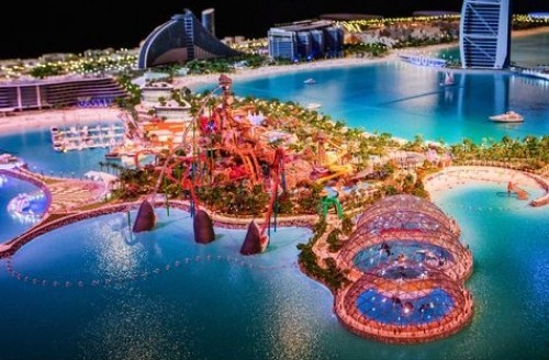 Dubai's Wild Wadi waterpark to be relocated to new man-made island