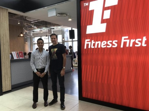 Evolution Wellness completes first Celebrity Fitness rebrand under Fitness First Asia banner