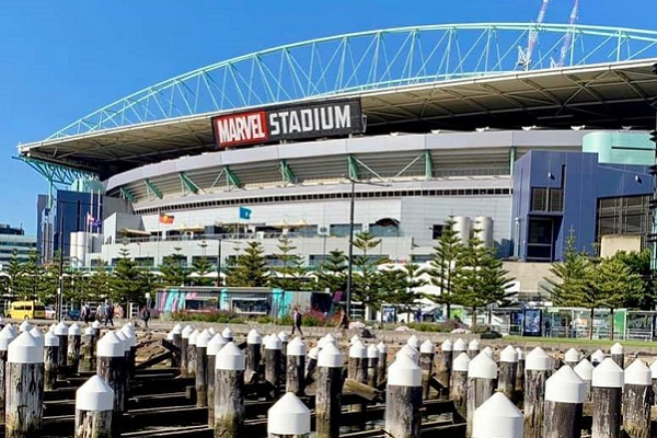 New Spartan Race format to make Australian debut at Melbourne's Marvel Stadium