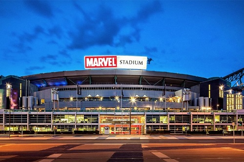 Money In Sport conference delegates to learn about Disney's Marvel Stadium naming rights deal