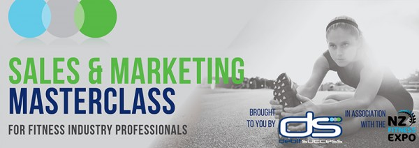 Debitsuccess to hold sales and marketing masterclass at NZ Fitness Expo