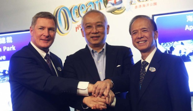 Ocean Park Hong Kong names new Chief Executive