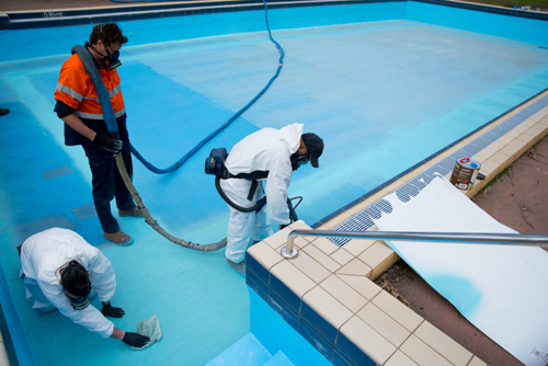 Mattioli launches cost effective commercial pool relining system