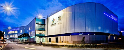 Major upgrade set to commence at Australia's premier ice sports venue