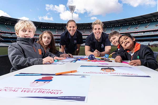 ICC T20 World Cup 2020 launches national schools program