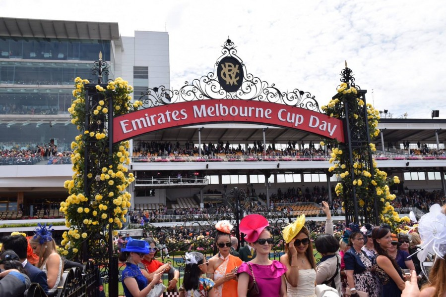 Melbourne Cup and Emirates long term sponsorship generates impressive public awareness